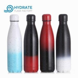 Coke Shape Vacuum Flasks